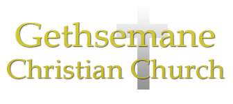 Gethsemane Christian Church Logo